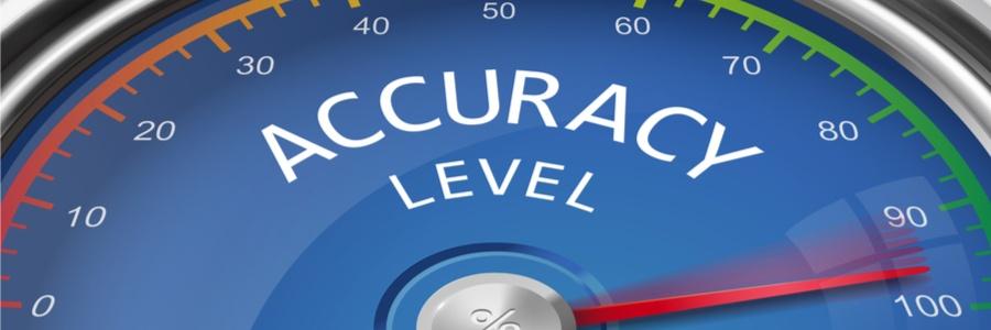 Accuracy Roundup Blog 13Oct17