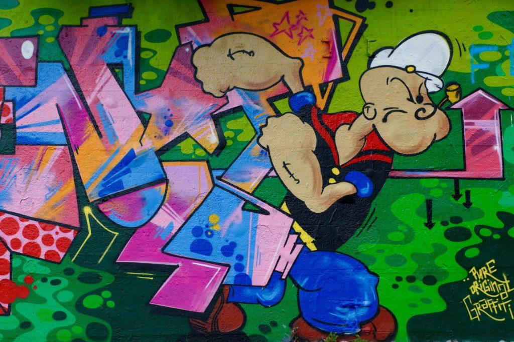 popeyegraffiti