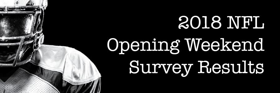 2018 Football Survey